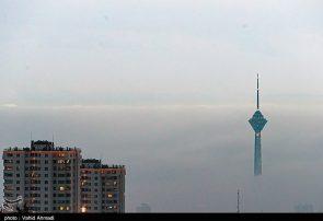 تهران در مه ۲۲ فروردین