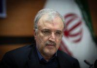 وزیر بهداشت: هدایت داهیانه رهبری و کمک مؤمنانه مردم حماسهآفرین شد