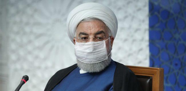 روحانی: اجازه نمیدهیم چرخه تولید و تجارت کشور گرفتار بروکراسی و مشکلات شود