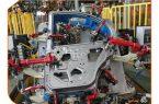 سايپا از واردات تجهيزات توليد مجموعههای دَرب خودرو بینياز شد