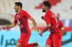 هفته بیست و سوم لیگ برتر فوتبال/ پرسپولیسِ ۱۰ نفره بالهای شاهین را چید/ تیم گلمحمدی به قهرمانی نزدیکتر شد