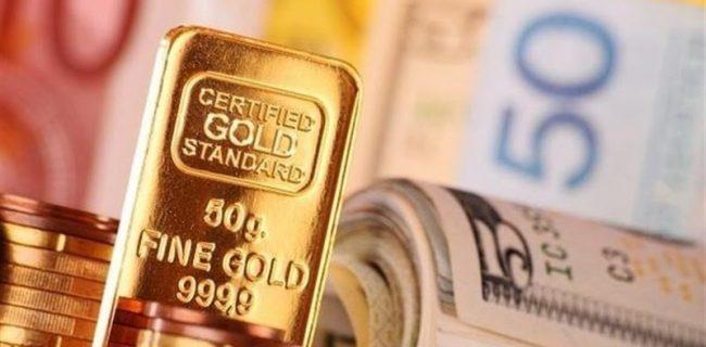 قیمت طلا، قیمت دلار، قیمت سکه و قیمت ارز ۹۹/۰۵/۱۹|کاهش قیمت طلا و ارز در بازار/ سکه ۱۰ میلیون و ۸۰۰ هزار تومان شد