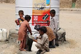 ویزیت رایگان ۴۵۰ نفر توسط پزشکان کاروان نذر آب در خوسف