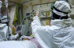 ۲۶۵ جانباخته جدید کرونا/ ۴۶۸۴ تن بستری در ICU