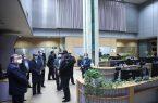 بازدید استاندار خراسان رضوی از مرکز کنترل ترافیک شهر مشهد