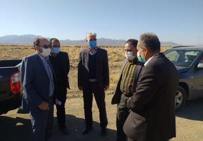 ورودی شهر ماژان تا دهه فجر به بهره برداری می رسد