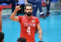 سعید معروف و سید محمد موسوی در جمع ۱۰۰ بازیکن الهام بخش والیبال جهان