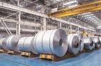 کاهش صادرات فولاد ایران در سال گذشته