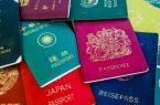 رتبه ایران در رتبهبندی جهانی پاسپورتها