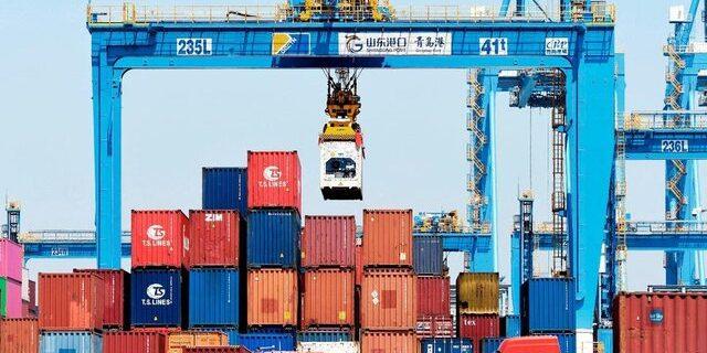 رشد صادرات چین همچنان صعودی