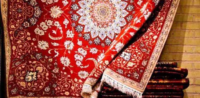 فرش ایرانی از بازار اروپا جا ماند