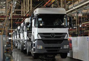 انحراف از برنامه تولید خودروهای تجاری در کشور