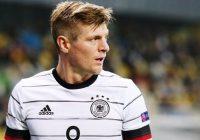 خداحافظی تونی کروس از تیم ملی آلمان