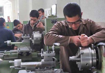 ۱۰۱ هزار نفر در سال گذشته آموزش های مهارتی را فرا گرفتند