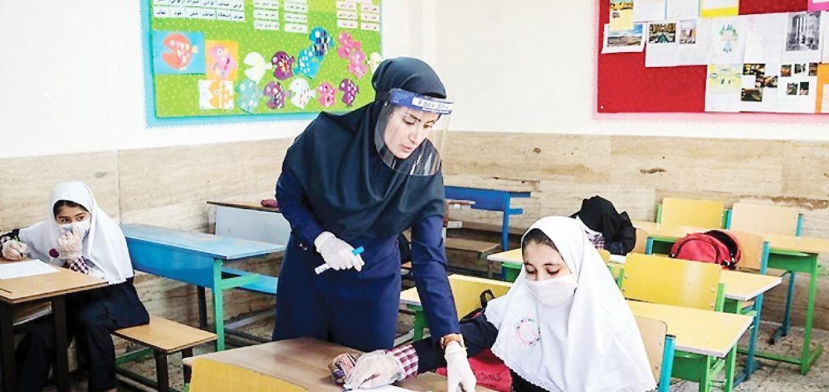 امید والدین به بازگشایی مدارس در آبان